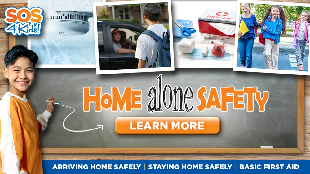 Watch Home Alone Safety Course Video