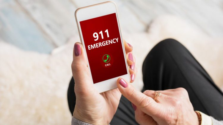 When should you call 911?